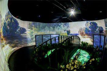 【余杭区】新《印象莫奈:时光映迹艺术展》杭州站(成人票)-美团