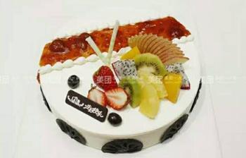 【鞍山】珍之味蛋糕-美团