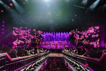 【迎宾路北段】三亚宋城千古情演出贵宾席17:00场次+冰雪世界门票+彩色动物园门票(成人票)-美团