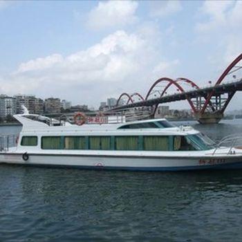 【鱼峰区】柳航游船(柳航游船码头)一号游船船票420活动双人票-美团