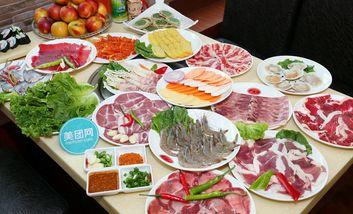 【上海】炭香园自助烧烤-美团