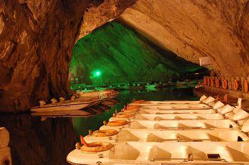 【抚顺出发】本溪水洞、旱洞、中国地质博物馆本溪馆1日跟团游*钟乳奇石-美团