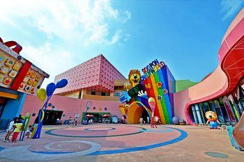 【泉山区】徐州乐园糖果世界大淮海欢乐门票儿童票-美团