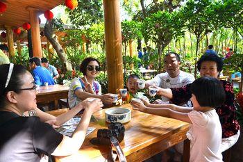 【兴隆热带植物园】兴隆热带植物园门票(亲子票1大1小)-美团