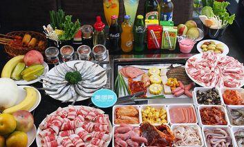 【深圳】汉釜宫韩式自助烤肉-美团