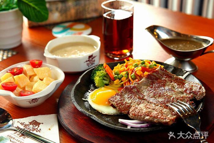 爵士牛排西餐厅图片 - 第3张