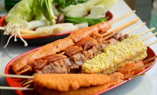 美团网:长沙今日自助餐团购:【老北京烤肉羊蝎子火锅】自助餐1份,提供免费WiFi