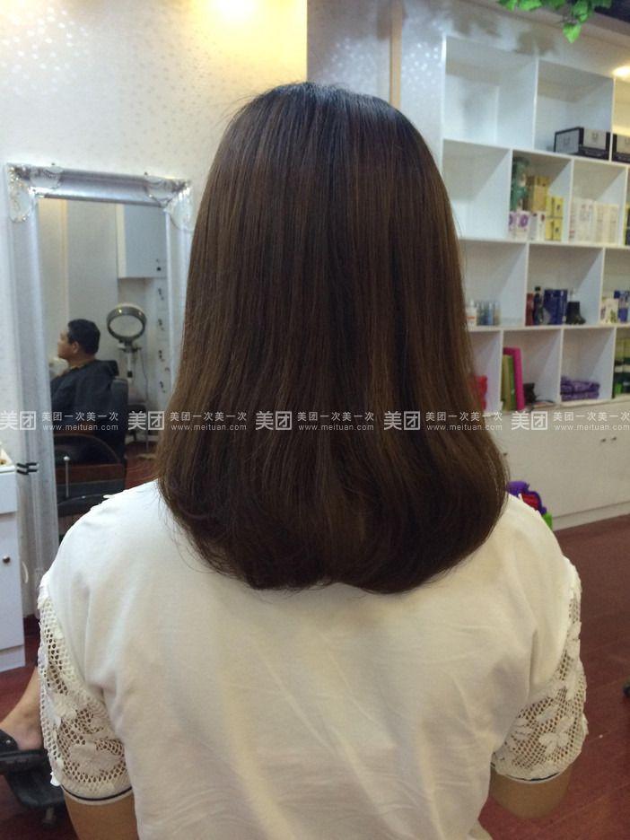 染发类型:不含染发 热烫 拉直超值套餐服务流程/时长:洗发-烫发-造型