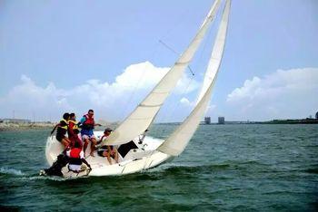 【软件园】厦门舸风帆船出海单人帆船出海体验成人票-美团