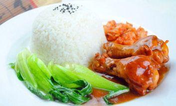 【南京】栗园鸭血粉丝汤-美团