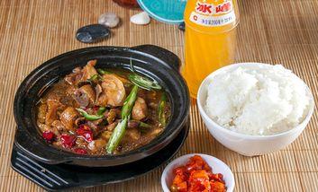 【西安】杨金虎黄焖鸡米饭-美团