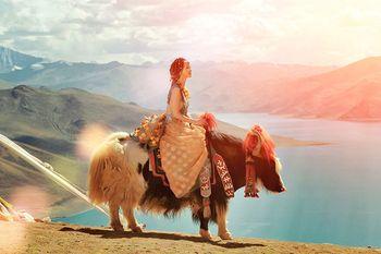 【拉萨出发】布达拉宫、林芝、纳木错等无自费9日跟团游*纳木错日喀则-大峡谷-美团