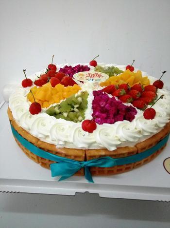【博兴等】熊先生烘焙创意蛋糕工坊-美团