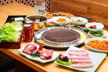 【广州】汉邦炭火烤肉-美团