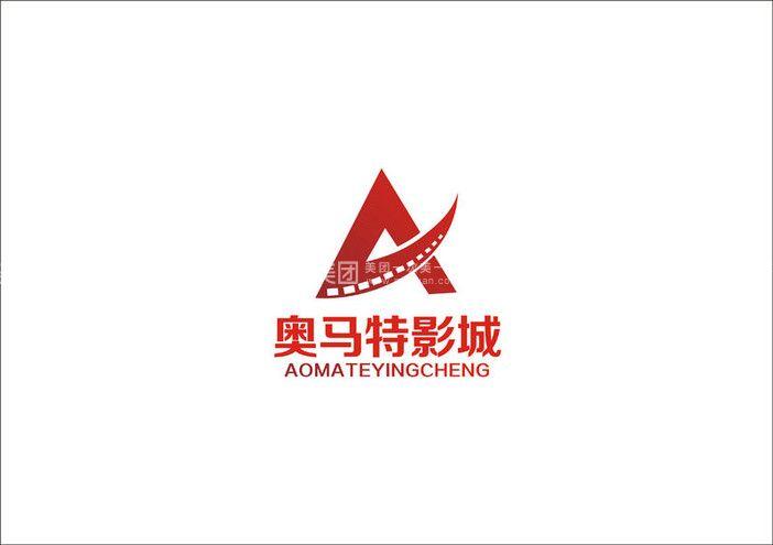 金棕榈影城logo