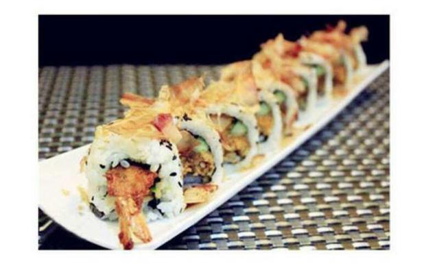 :长沙今日团购:【鲜目录外带寿司】单人餐a,包间免费,提供免费WiFi