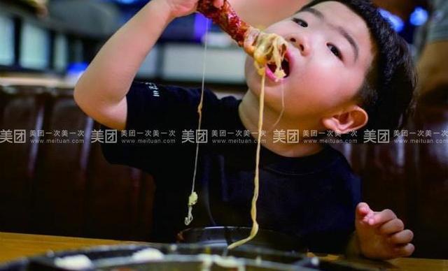 【红星爱琴海广场】詹姆仕芝士排骨豪华双人套餐,提供免费WiFi