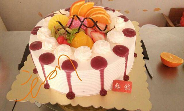 青岛生日蛋糕团购