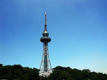 【湛山/太平角】青岛电视观光塔门票双人票-美团