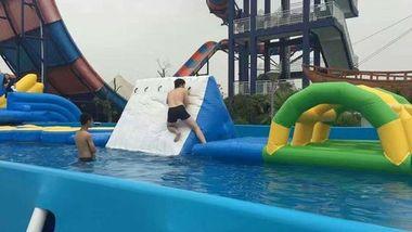 【东钱湖】东钱湖水上乐园夏季亲子票(1大1小)-美团