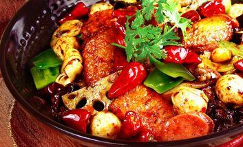 【沈阳】明缘黄焖鸡米饭-美团