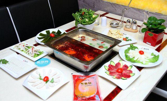 :长沙今日团购:【老霸道重庆火锅】4-5人午餐套餐,提供免费WiFi