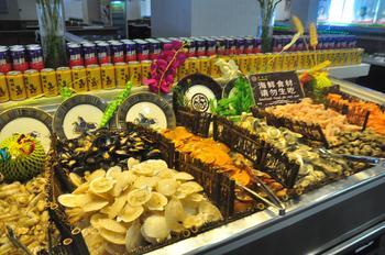 【北京】汉宁苑海鲜自助火锅烤肉美食中心-美团