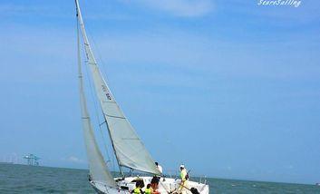 【五缘湾】星之航帆船游艇出海体验60分钟船票成人票-美团