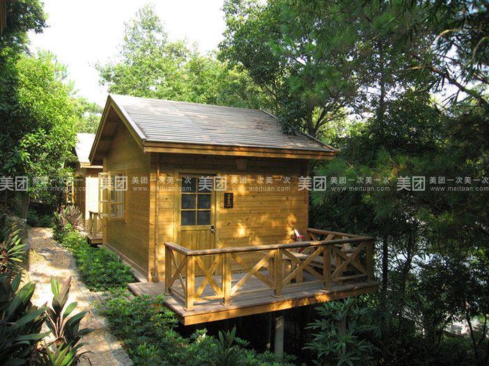 山林木屋别墅1