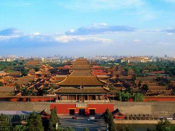 【天津出发】颐和园、故宫博物院、鸟巢等2日跟团游*尽览北京全景-美团