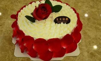 【北京】爱的味道蛋糕-美团