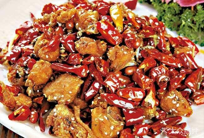 诸葛点评(大众店)-乐山辣子鸡餐车-东营美食-金辰烤鱼厂家美食图片图片
