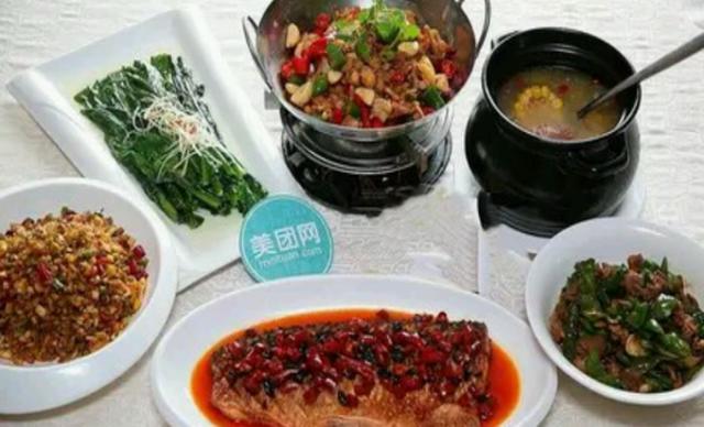 :长沙今日团购:【诺博美誉酒店中餐厅博雅Restaurant】4-5人套餐,提供免费WiFi