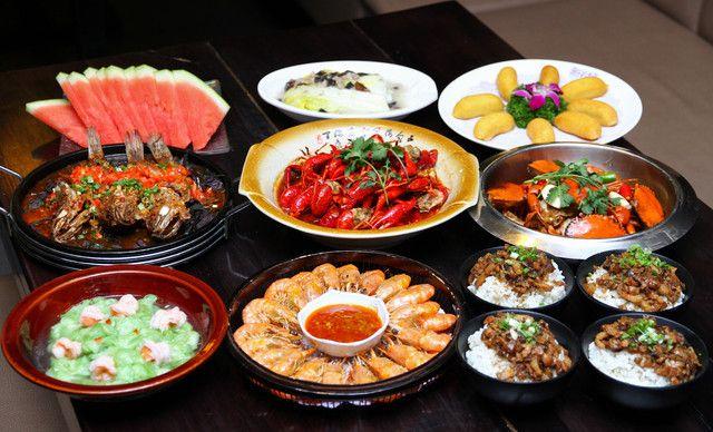 :长沙今日团购:【长沙烧虾铺子】4-6人虾蟹大餐,提供免费WiFi
