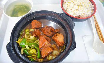 【滁州等】朱记黄焖鸡米饭-美团