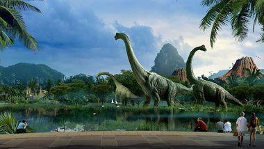 【扶绥县】龙谷湾恐龙公园-美团