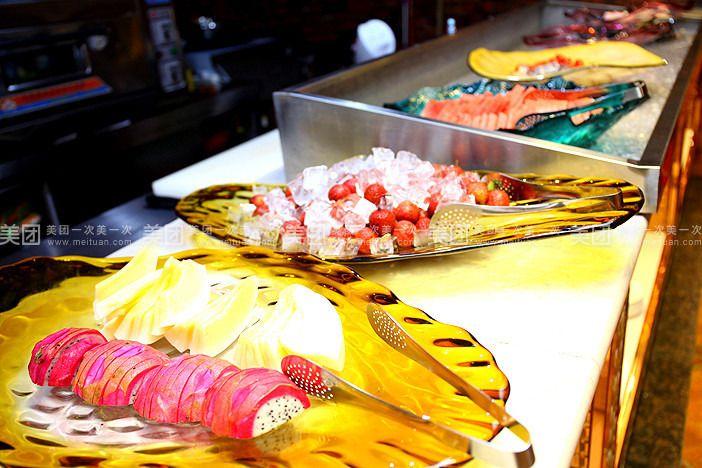 吉布鲁牛排海鲜自助餐厅怎么样 团购单人晚餐自助 美团网