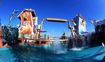 【沈阳出发】发现王国、星海广场、星海公园2日跟团游*主题乐园 惊险刺激-美团