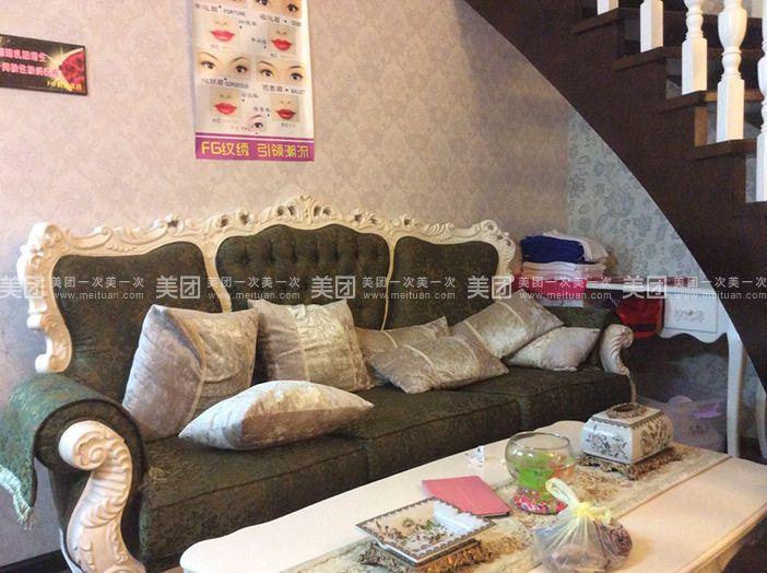 欧式美甲沙发图片