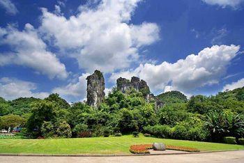 【其它】七星景区(含七星岩)+日月双塔文化公园成人票-美团