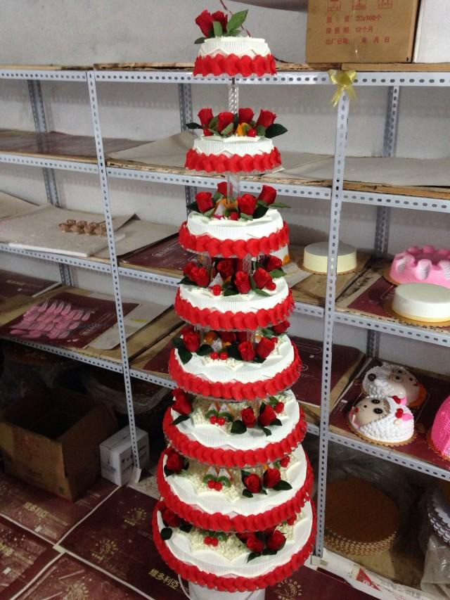 麦思特蛋糕坊-美团