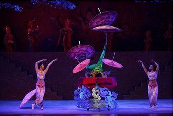 【朝阳区】北京朝阳剧场杂技大世界F区11-12排门票成人票-美团