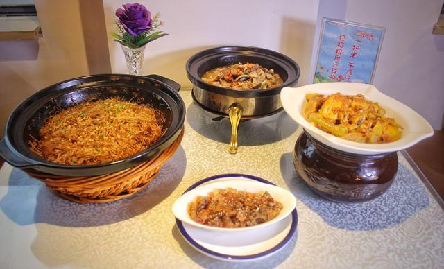 :长沙今日钱柜娱乐官网:【看菜呷饭饭店】3-4人套餐,包间免费,提供免费WiFi