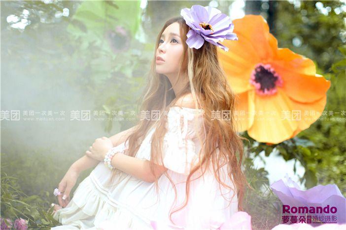 宁波萝蔓朵婚纱_宿城区 洋河 萝蔓朵精致婚纱摄影    萝蔓朵婚纱摄影是一家来自宁波的