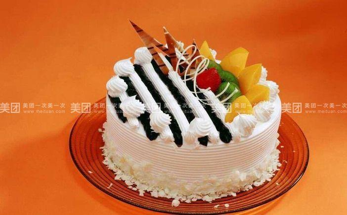 【北京旺旺蛋糕团购】旺旺蛋糕梦幻天使团购|图片