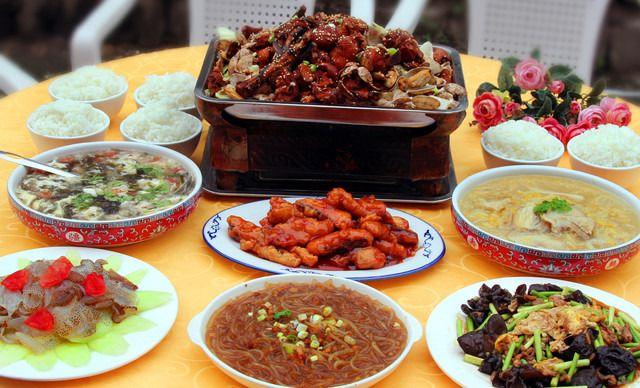 【泰安宝龙广场城市美食】美食余姚古镇图片