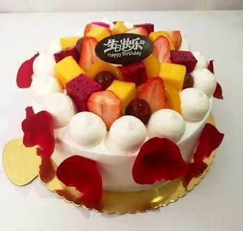 【北京】乐记蛋糕坊-美团