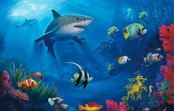 【大小梅沙】深圳小梅沙海洋世界(合家欢家庭年卡)(家庭票2大1小)-美团