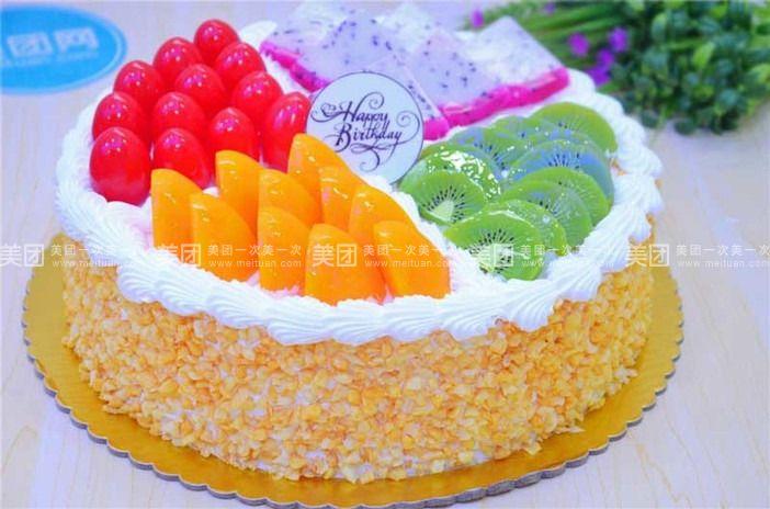 【宜宾潮点鸭脖团购】潮点鸭脖欧式水果蛋糕团购|图片