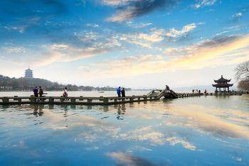 【上城区】杭州西湖外事环湖游船门票(成人票)-美团